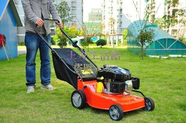 16吋手推割草機  【產品參數】  發動機:1P64F  馬力: 5.5HP  排量:135cc  啟動方式: 反沖