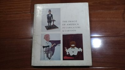 《字遊》The Image of America in Caricature and Cartoon 美國形象 C3