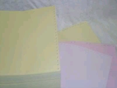 台南 高雄 連續報表 電腦報表紙 報表紙 9.5~11~3P 白紅黃 特惠350元 電腦