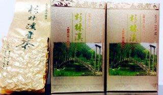高品茗茶--杉林溪茶<大崙山羊灣茶區>4兩/150g/(紙盒外包裝)