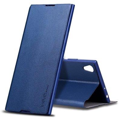 X-level纖彩系列 索尼 Sony Xperia 10 Plus XA1 XA2 Ultra 手機 保護殼 掀蓋皮套