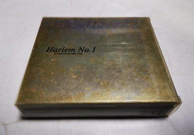 昀嫣音樂(CD3) 哈林 HARLEM NO.1 COLLECTION 1987-1998片況如圖 售出不退 可正常播放