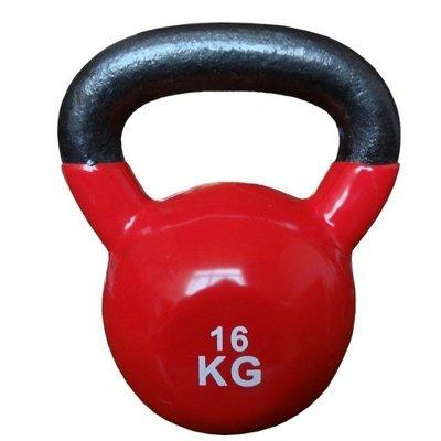 包郵磅制壺鈴球男士女士肌肉訓練浸塑壺鈴健身房提壺啞鈴家用健身器材