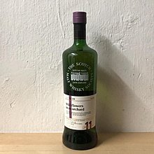 SMWS 協會酒 54.59 單桶原酒 - Aberlour Wild flowers in an orchard (1 of 168)