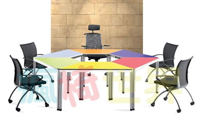 《瘋椅世界》OA辦公家具全系列 訂製高級會議桌  (董事長桌/老闆桌/洽談桌)4