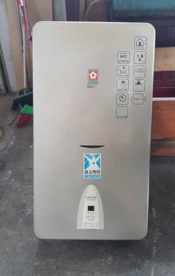 台中樂居二手家具 全新中古傢俱家電賣場 X5209DJH 櫻花SAKURA 熱水器-天然氣*中古熱水器 2手家電買賣
