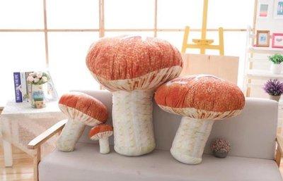 ☆汪汪鼠☆【40公分】仿真香菇娃娃 蘑菇玩偶 布偶 聖誕節交換禮物 生日禮物 餐廳店面擺設裝潢布置