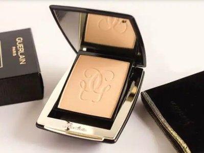 [韓國免稅品代購] Guerlain 嬌蘭 24K純金光粉餅 10g Parure Gold Radiance Powder