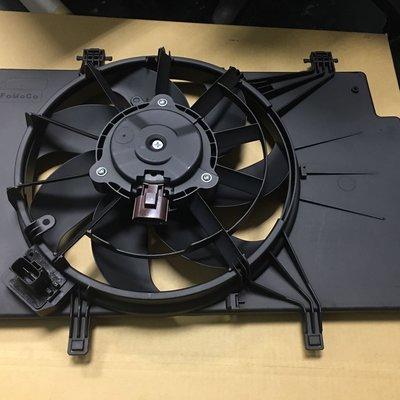 福特09-17 Fiesta /13- Ecosport1.5原廠型水箱風扇總成(BOSCH馬達含電阻)