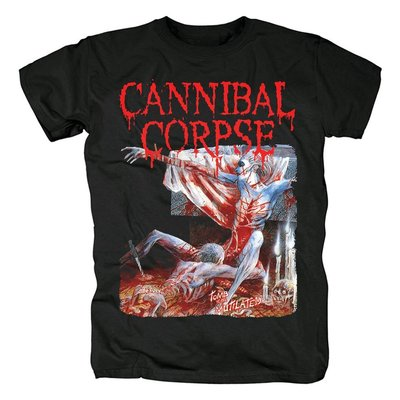 CANNIBAL CORPSE食人尸死亡極端金屬Tomb of the Mutilated短袖