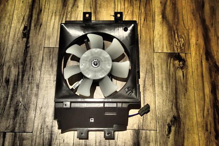 DJD19090128 NISSAN 日產 裕隆 MARCH 冷氣風扇 冷扇總成 日本馬達 台製外銷件