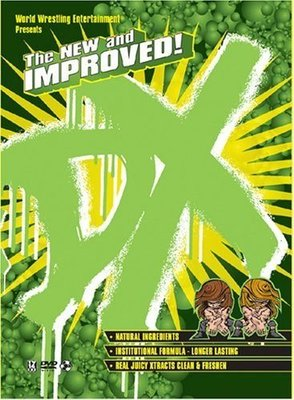 ☆阿Su倉庫☆WWE摔角 The New & Improved DX DX進化論珍藏精選 熱賣特價中