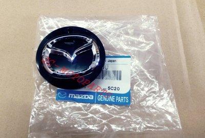 JC原廠貨【 Mazda3 Mazda5 Mazda6 CX-7 CX-9 原廠 鋁圈 中心蓋 黑色 】 馬自達  輪胎