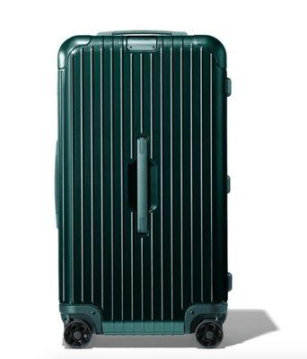 全新 新款 RIMOWA Salsa Sport   約29吋 中型運動旅行箱  綠色 白色 黑色 新北市
