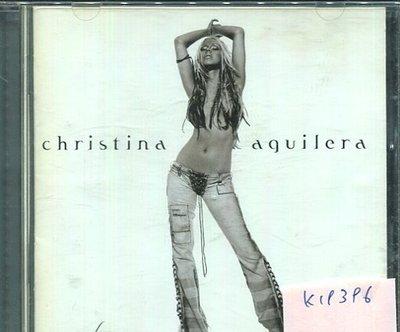 *真音樂* CHRISTINA AGUILERA / STRIPPED 二手 K19396