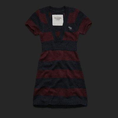 Abercrombie & Fitch A&F紐約 麋鹿女生連衣裙-M【現貨】P17