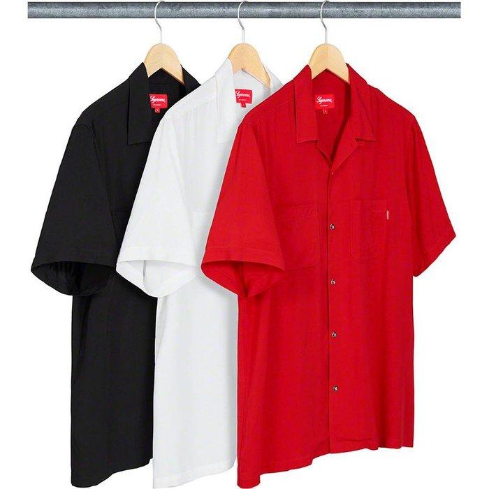 【美國鞋校】預購 SUPREME SS19 Playboy Rayon S/S Shirt 襯衫