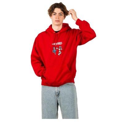 〔Bigforty〕Polar Skate Co - FTP Hoodie Red 紅