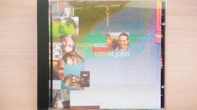 ## 馨香小屋--Roger Eno With Kate St. John 凱特聖瓊 / The Familiar