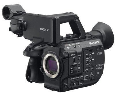 九晴天 租攝影機、租DV、租鏡頭 出租~SONY PXW-FS5M2 (FS5 II)