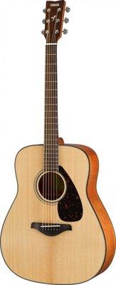 YAMAHA 山葉 FG800 41吋單板民謠吉他 雲杉木面板【FG-800】木吉他/原廠公司貨 單琴 無配件