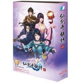 【傳說企業社】PCGAME-仙劍奇俠傳六 仙劍六 仙劍6(中文版)