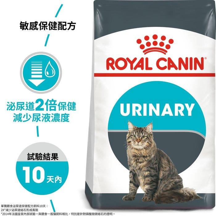 法國皇家UC33泌尿道保健成貓糧4kg