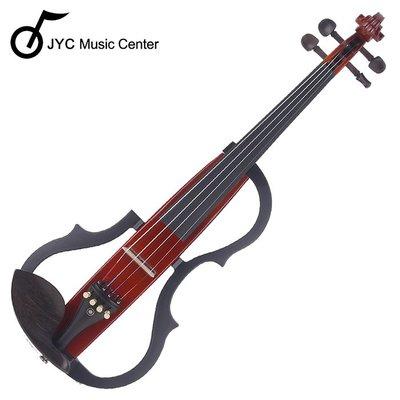 JYC Music JYC SV-150S靜音提琴(咖啡色)~雙輸出/三段EQ