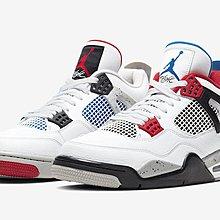 "Nike Air Jordan 4 Retro SE ""What The"" US10 Men Shoes 全新有單"