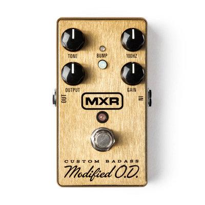 Dunlop M77 吉他失真效果器【Dunlop品牌/Custom Badass Modified O.D.】