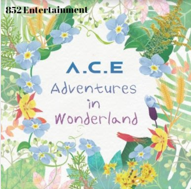 A.C.E (에이스) Repackage Album Adventures in Wonderland (Day Edition) (TW) CD 2018