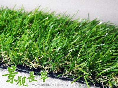 【安達地墊家】【高2.5型】雙色擬真 景觀長草 人造草皮 擬真草皮 景觀草皮 園藝裝飾 人工草皮 彰化縣