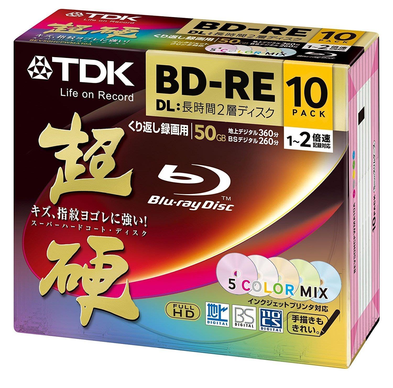 SONY BD-R XL Blu-ray Disc 100GB 2x 5pcs 5BNE3VCPS2
