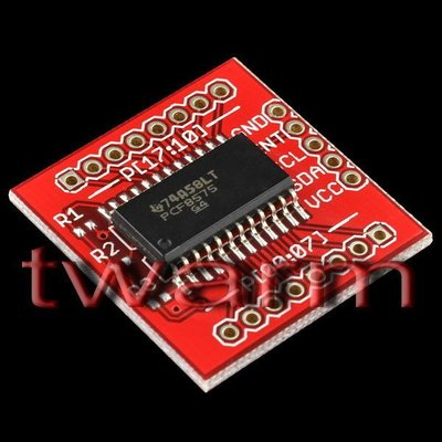 r)(中國版) Breakout Board for PCF8575 I2C Expander