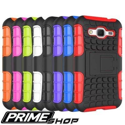 Prime Shop 華碩Zenfone2/ASUS selfie外殼 蜘蛛俠支架保護殼輪胎紋5.5、5寸二合一軟殼