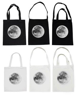 SEYES 韓國空運 - 月球外太空手提/單肩/斜背三用包