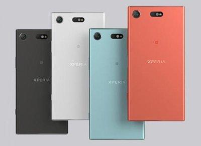 免運/保固1年/好禮三選一 Sony Xperia XZ1 Compact 8核/4.6吋/4G/32G/1900萬