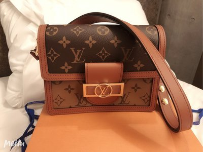 LV Louis Vuitton 達芙妮 dauphine,高雄可面交