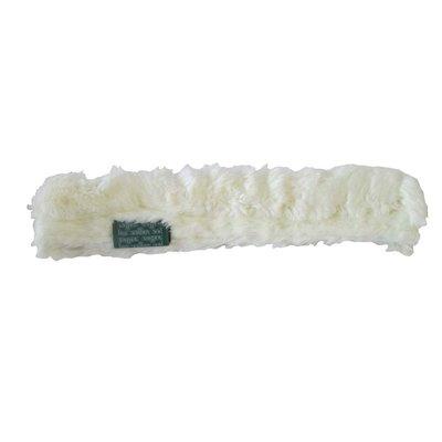德國安佳兔毛刷替換《防滑大師》德國Unger安佳-洗窗粗兔毛套WS35