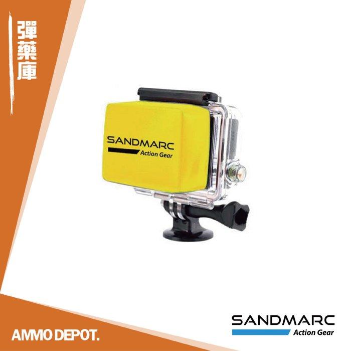 【AMMO DEPOT.】 SANDMARC Gopro Floaty 浮力貼 飄浮塊 浮力塊 水上活動 SM-206