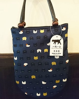 doggie doggie 日本雜貨-日本製 小小手提袋 d款