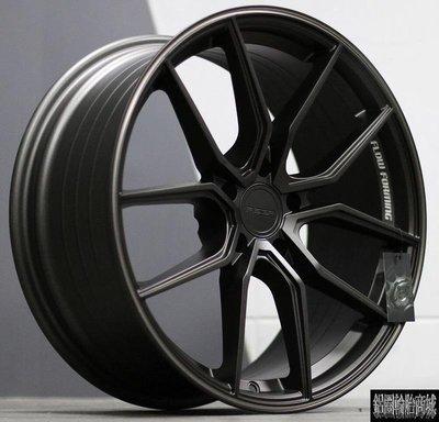 全新 高質感 ASGA ARF04 19吋鋁圈 旋壓輕量化 古銅金 規格齊全 *完工價*