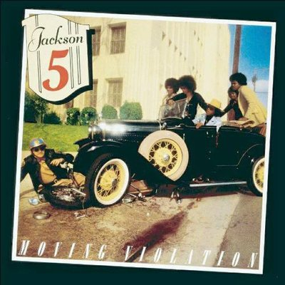 ##黑人 全新CD The Jackson 5 – Moving Violation michael jackson