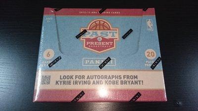 免運費 12-13 Past & Present 全新原封裝卡盒 可抽 Davis Irving Kawhi 新人RC簽 Kobe簽