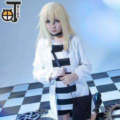 【蘑菇小隊】殺戮天使瑞依Cosplay服裝瑞吉兒加德納cos女-MG70501