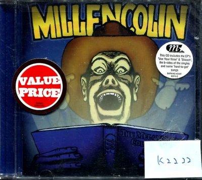*真音樂* MILLENCOLIN / MELANCHOLY 美版 全新 K2222 (大降價.下標賣5)