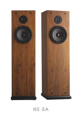 一個聽音樂、唱歌、播影片表現都優良的8吋喇叭─李氏音響NS 5A