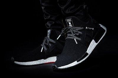 【E.D.C】ADIDAS NMD R1 X  MASTERMIND JAPAN 聯名骷髏 限量 男鞋 BA9726