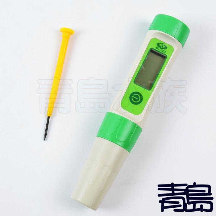 M。青島水族。L-0005台灣Water balance水平衡--大螢幕/顯示/pH/酸鹼度/測試筆=雙點校正