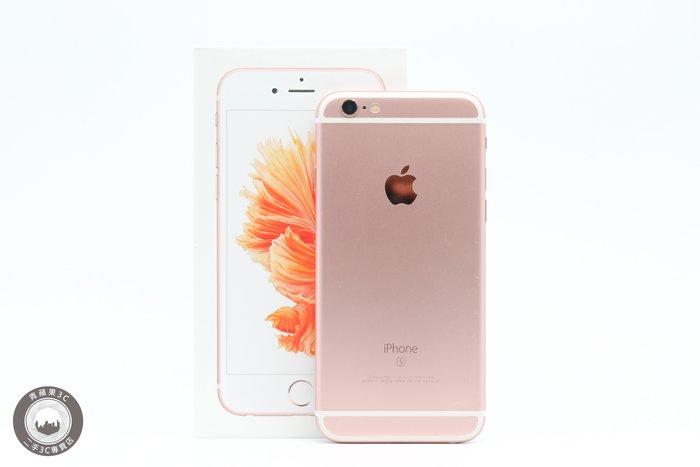 【高雄青蘋果3C】Apple iPhone 6S 16GB 玫瑰金 4.7吋 二手蘋果手機 #45364
